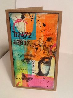 Art journal stamps