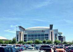 Reliant Stadium in Houston, TX