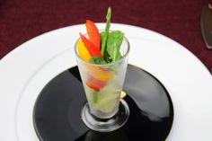 野菜のパフェ