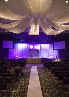 Top Notch Events and Rentals  Anniston, AL Birmingham, AL 256-239-4950 www.topnotcheventsinc.com  Wedding Drapery | Ceiling Drapery | Uplighting | Lounge Furniture | Tents | Tables | Chairs | Chiavari Chairs | Vintage Cafe Lights | Linens | Centerpieces Ceiling Drapery #ceilingdrapes