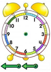 Гадзіньнік: belangel Preschool Worksheets, Math Resources, Preschool Activities, Childhood Education, Kids Education, Body Preschool, Material Didático, Teaching Time, Math For Kids