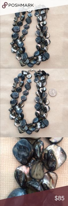 Vintage pearl necklace 14 inch necklace- cultured pearls beautiful Jewelry Necklaces