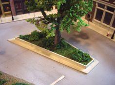 HO Gauge Model Train Scenery Items from http://modelleisenbahn-figuren.com