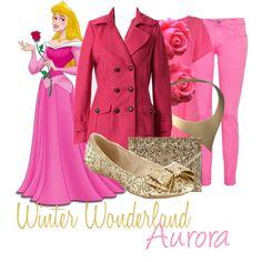 Winter Wonderland: Aurora - Polyvore