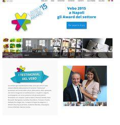 Produzione: www.officinacreativa.us  Brand: www.vebofiera.com (Sito 2015)