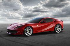 Ferrari F12 Berlinetta is niet meer, lang leve de 800pk sterke opvolger 812 Superfast