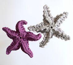 The Majestic Starfish of the Perpetual crochet pattern stuffed animal sea creature stuffy amigurumi Crochet Starfish, Crochet Flowers, Crochet Seashell Applique, Crochet Fish, Crochet Sea Creatures, Crochet Animals, Crochet Geek, Crochet Toys, Freeform Crochet