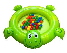 First Birthday Gift Ideas Ball Pit Also Good Party Activity Or Fill With Rainbow