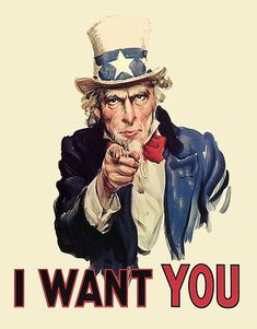 Free download I Want You Uncle Sam Clipart for your ...
