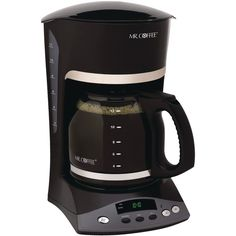 New - MR COFFEE SKX23-NP 12-CUP PROGRAMMABLE COFFEE MAKER by MR COFFEE * Be sure to check out this awesome product.