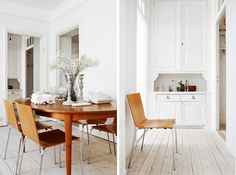 my scandinavian home: A beautiful Stockholm apartment with mid-century touches 01