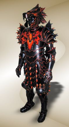 Lion Armor - Complete by *Azmal