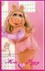 miss piggy poster Miss Piggy Meme, Miss Piggy Quotes, Miss Piggy Muppets, Die Muppets, Kermit And Miss Piggy, Kermit The Frog, Caco E Miss Piggy, Miss Piggi, Pin Up Poses