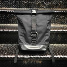 Rolltop Backpack Travel Bag Laptop Backpack Laptop Bag от GUDbags