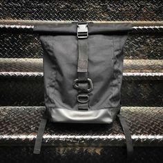 Rolltop Backpack Travel Bag Laptop Backpack Laptop Bag от GUDbags
