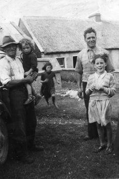 1950s ireland - Google Search Ireland Homes, Emerald Isle, His Eyes, Wwii, Norway, Celtic, 1950s, Irish, The Past