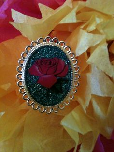 La Rosa Loteria Ring
