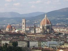 "The April of ""Our Italian Year"" details one of our frequent day trips into Florence proper."