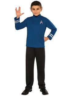Star Trek Beyond Spock Child Costume