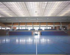 pabellon deportivo arquitectura - Buscar con Google
