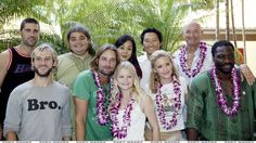 Cast from ABC's LOST