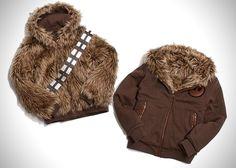 50 melhores presentes inspirados em Star Wars - Jaqueta Dupla Fase