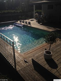 pool,poolbygge,trädäck,veranda,altan