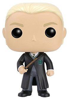 Funko - Draco Malfoy figura de vinilo, colección de POP, seria Harry Potter (6569)