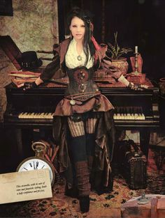 Steampunk!!! Love it!!!