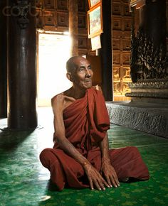Stock Photography, Royalty-Free Photos & The Latest News Pictures Buddhist Monk, Buddhist Art, Old Monk, Burma Myanmar, Rich Image, Be A Nice Human, People Of The World, Solitude, Anthropology