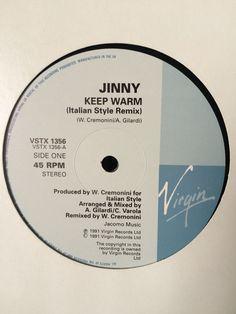Jinny - Keep Warm (remix)