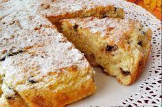 Torta ricotta e cocco (senza glutine)