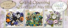 Sweet-Chick Scrap and Co Grand Openig for Yas on Digital Créa enjoy -40%