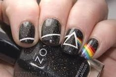 Pink Floyd - Dark Side of the Moon Nails