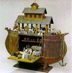 Noah's Arc and animals Learn about your collectibles, antiques, valuables, and vintage items from licensed appraisers, auctioneers, and experts.  http://www.bluevaultsecure.com/roadshow-events.php