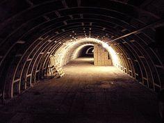 Shelter tunnnel London Underground, Mars, Shelter, History, City, Historia, March