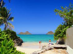 lanikai beach,hawaii - LOve this beach!!!