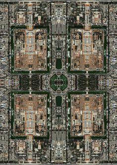 GEOmetry XV      Forbidden City, Beijing      2013