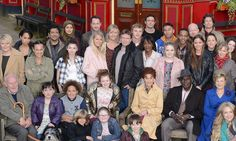 EastEnders 2014 cast photo still features Hetti Bywater as Lucy Beale http://dailym.ai/RoLfqJ