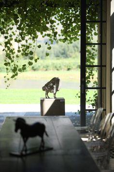 Taylor II granite, bronze patina 400 x 555 x 180 mm Bronze Patina, Belfast, Outdoor Furniture, Outdoor Decor, Granite, Sculptures, Paintings, Park, Places