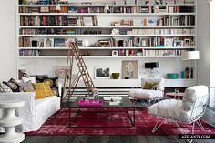 Anne Geistdorfer's Home in Paris // Double G