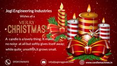 Jogi Engineering industries, Is the supplier of Candle moulds, Chalk moulds & Camphor making machines. We export silicon moulds, birthday & Metal Candle moulds Candle Making Machine, Candle Molds, Merry Christmas, Christmas Ornaments, Engineering, Industrial, Candles, Holiday Decor, Birthday