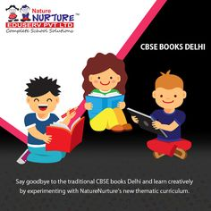 Find the best complete school solutions at NatureNurture in all over Delhi. We provide excellent school's curriculum activities and smart classroom workshop services with highly qualified teachers in India. #NatureNurture