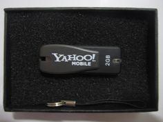 Yahoo Flashdisk