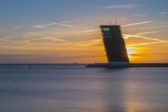 Tagus Control Tower by Eduardo Marques on 500px
