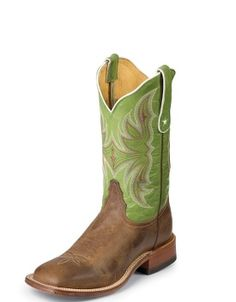 Tony Lama San Saba- ANTIQUE TAN VINTAGE GOAT