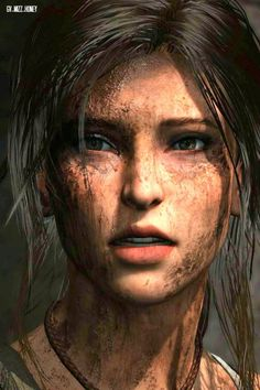 Tomb Raider - Definitive Edition Face