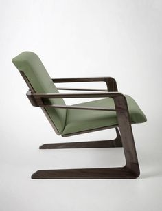 Airline_009: The chair designed exclusively for Walt Disney in 1934, revisited by product designer Cory Grosser.