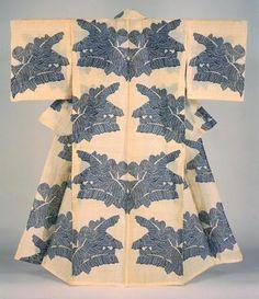 Kimono  Antiguo / Japon