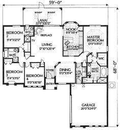 Craftsman House Plans 2500 Square Feet Villa House Plans ~ Home ...
